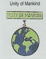 Unity of Mankind medal (Level 3)